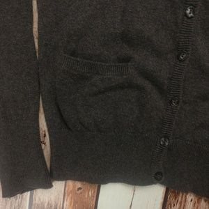 H&M Sweaters - H&M Cardigan Sweater with Sleeve Button Detail
